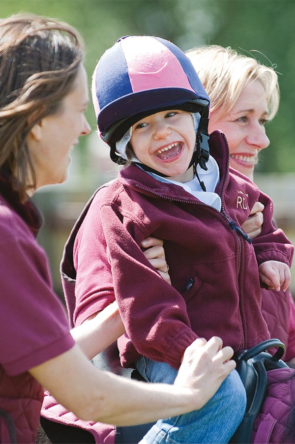 Riding For The Disabled Horse Riding For The Disabled At