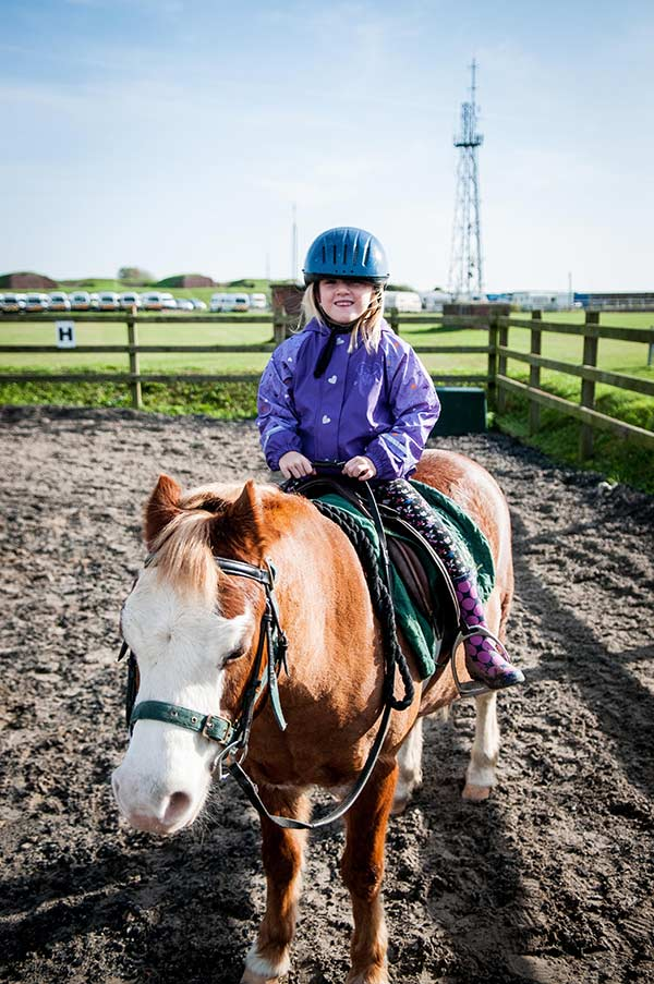 Pony Club At Fort Widley Peter Ashley Activity Centres